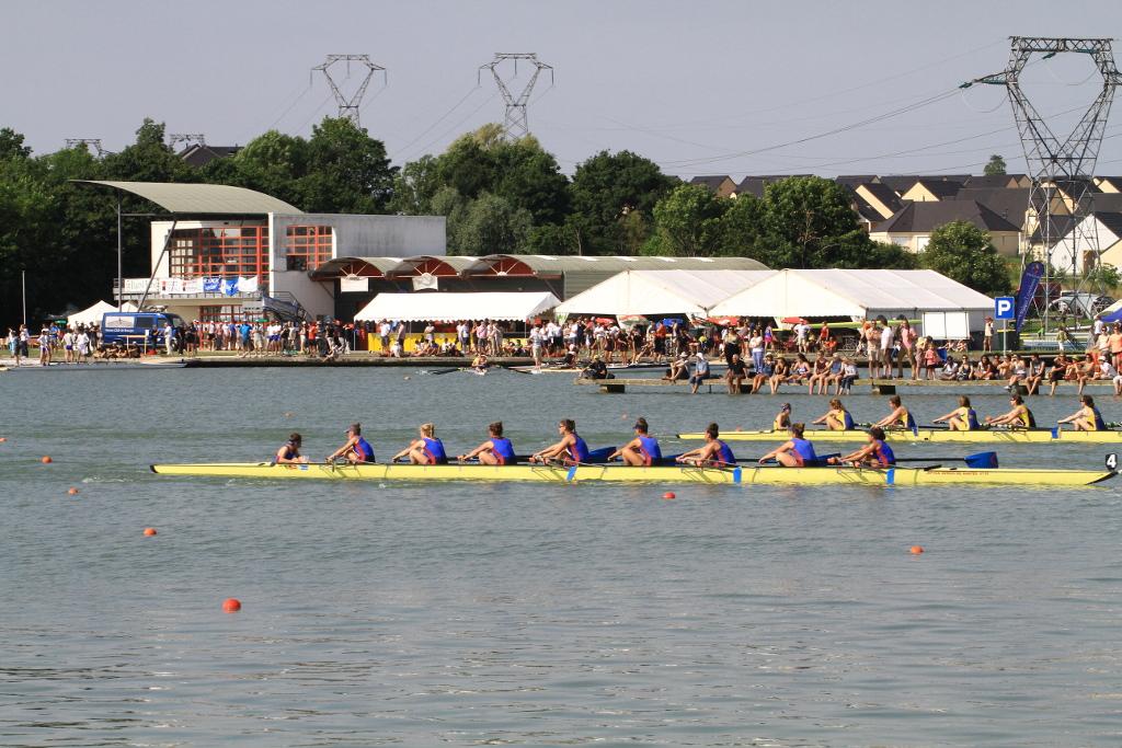 Championnats de France bateaux longs senior