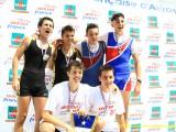 2014, Championnats de France cadets-juniors, Vichy
