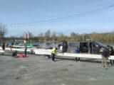 2018, descente de Loire 7 et 8 avril