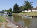 2018, Pont canal de Briare
