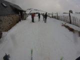 2019, stage ski de fond dans le Cantal